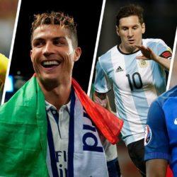 นักเตะดาวรุ่งที่น่าจับตามองและน่าแทงบอลออนไลน์ในศึกบอลโลก 2018